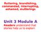 Ready Gen - Grade 3 - Concept Wall Unit 3 Module A