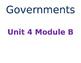 Ready Gen - Grade 3 - Concept Wall Unit 4 Module B