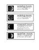 Ready Gen Grade 3 Unit 1 B Moon Seems to Change Vocabulary