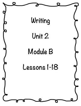 Ready Gen Grade 3 Unit 2 Module B Writing Bundle