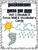 Ready Gen Kindergarten 2016 Focus Wall - Unit 3 Module B