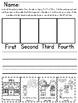 Ready Gen Kindergarten 2016 - Module 4A Worksheet Set