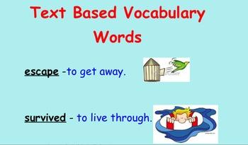 Grade 1 Ready Gen Module A 1-4 Smartboard Reading Lessons