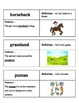 Ready Gen On The Farm Vocabulary Lessons 1-4