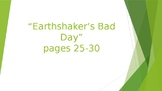 Ready Gen PowerPoint Earthshakers Bad Day and Monsters Ben