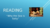 Ready Gen Powerpoint Why the Sea Is Salty Day 1