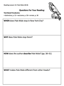 Ready Gen Reading 5th Grade - Differentiation lessons 14 &