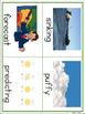 Ready Gen Set Print & Go Unit 3 Mod B Kinder Vocabulary