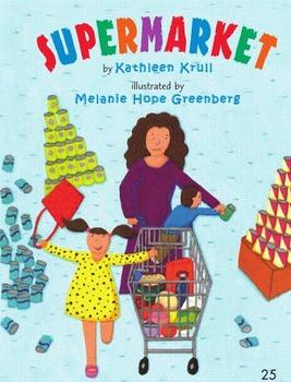 Ready Gen First Grade : Supermarket Smartboard Version