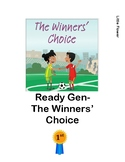 Ready Gen- The Winners' Choice Vocabulary