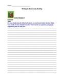 Ready Gen Unit 1 Module B Lesson 6-18 Worksheets