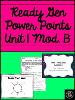 Ready Gen Unit 1 Module B Third Grade