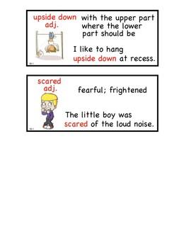 Ready Gen Unit 1 Vocabulary