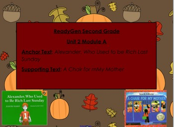 Ready Gen Unit 2 Module A - Second Grade - Alexander