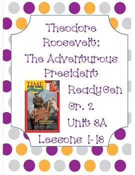 Ready Gen Worksheets Gr. 2 Unit 3A    Roosevelt/Susan B. Anthony