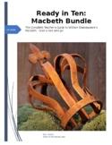 Macbeth Complete Unit!