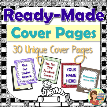 Ready-Made Cover Pages