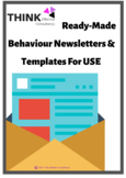 Ready-Made EDITABLE Newsletter Templates & Samples