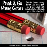 Ready-Made Writing Centers