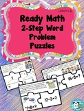 Ready Math 2-Step Problem Puzzles