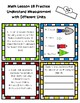 Ready Math Lesson 18 Review for 2nd Grade