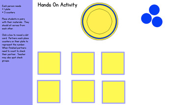 Ready Math Lesson 2 Kindergarten