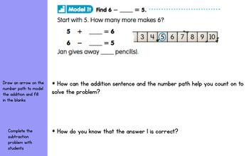 Ready Math Lesson 3 First Grade