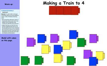 Ready Math Lesson 3 Kindergarten