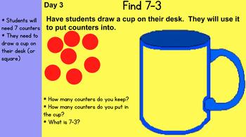Ready Math Lesson 4 First Grade