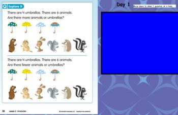 Ready Math Lesson 5 First Grade