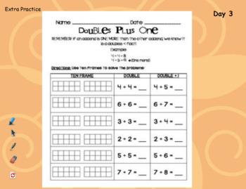 Ready Math Lesson 6 First Grade Flip Chart