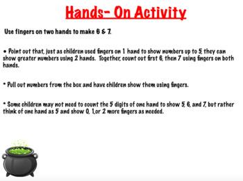Ready Math Lesson 7 Kindergarten