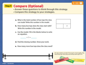 Ready Math Lesson 9 2nd Grade