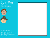 Ready Math Lesson One Flipchart First Grade FREEBIE PREVIEW