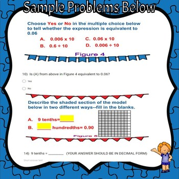 Ready Math-Lesson 1-Practice and Problems Solving Pages on Google Forms