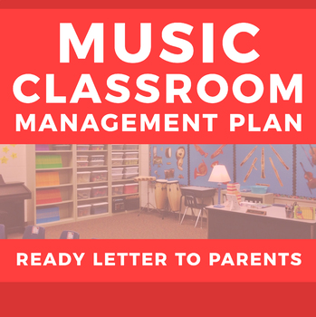 Music Classroom Behavior Plan