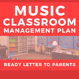 Music Classroom Behavior Plan