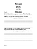 Ready Player One Create Your Own Avatar Project