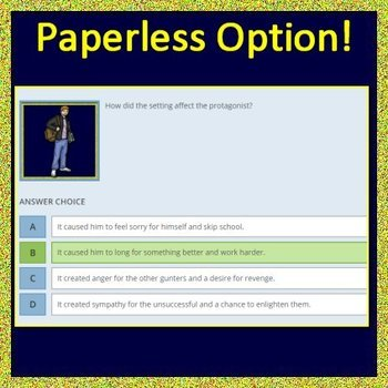 Ready Player One Novel Study - FREE Sample!