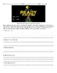 Ready Player One by Ernest Cline Unit, Lesson Plans,Worksheets, and Assessment.