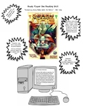 Ready Player One by Ernest Cline Unit, Lesson Plans,Worksheets, and Assessments.