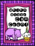 Ready, Print, Go! Helen Hippo Can Count