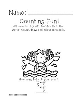 Ready, Print, Go! Jack & Jill Can Count