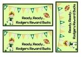 Ready Ready...Rodger's Reward Bucks!