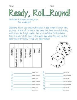 Ready, Roll...Round!