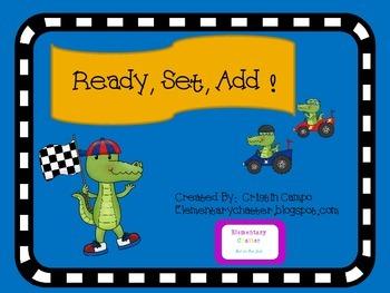 Ready, Set, Add!