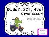 Ready, Set, Add! Gator Scoot