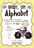 Ready, Set, Alphabet!