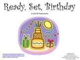 Ready, Set, Birthday