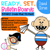 Ready, Set, Bulletin Boards David Goes to School